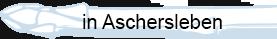 Spargelverkauf in Aschersleben