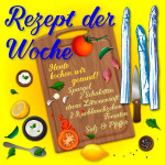 Rezept der Woche, Garlipp-Spargel