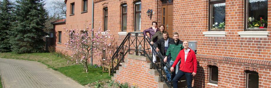 Familie, Team, Garlipp-Spargel